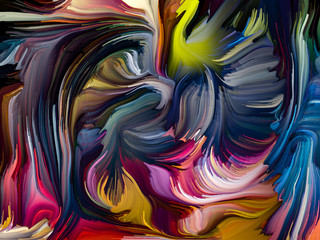 Visualization of Fused Colors