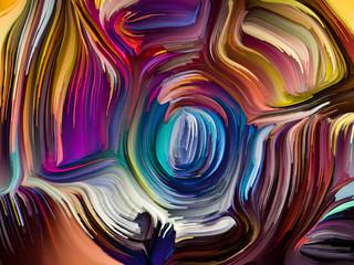 Conceptual Fused Colors