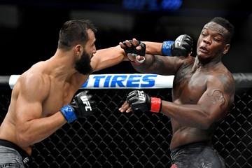 MMA: UFC 229-Saint Preux vs Reyes