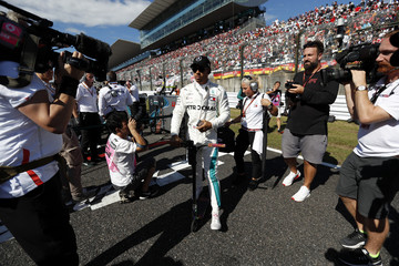 Formula One - Japanese Grand Prix