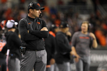 NCAA Football: Washington State at Oregon State