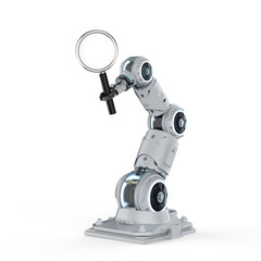 robot arm search