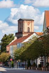 Friedrichstraße und Sabinenkirche