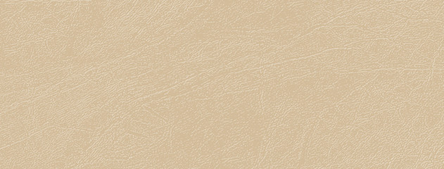 Fototapeta Skin texture, natural or faux leather background, .. beige tint of almond bone. obraz