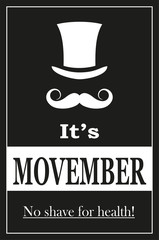 It's Movember