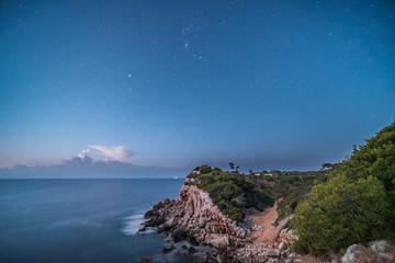 Coastline Mallorca, Spain