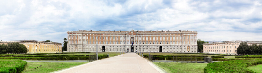 Royal Palace of Caserta - overview