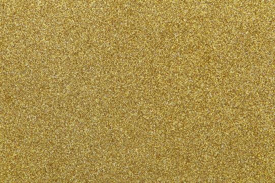 Fond pailletté doré