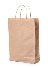 paper bag closeup