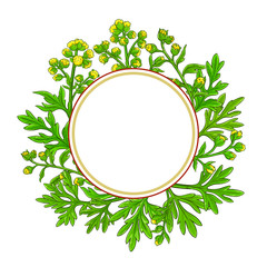 wormwood circle frame