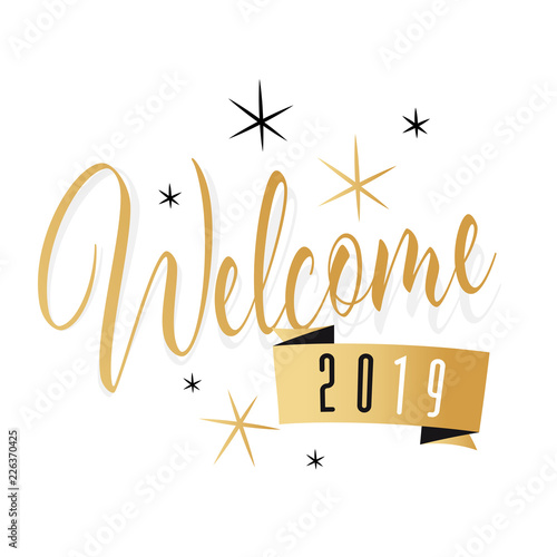 Image result for welcome 2019 clip art