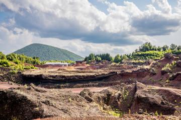 Balade dans le Volcan de Lemptégy