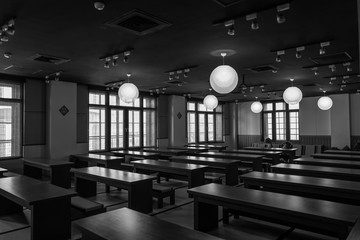 The Zhongshan hall in Taipei, Taiwan.