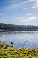 Le Lac de Servières en Auvergne