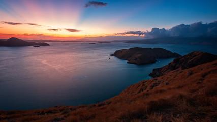 Good morning Komodo Islands