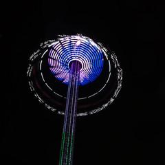 leuchtkreise in verschiedenen Farben