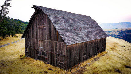 Old barn photo