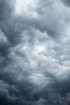 gray white clouds background