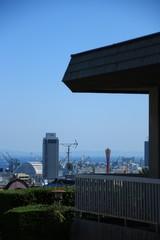 神戸・北野町からの風景