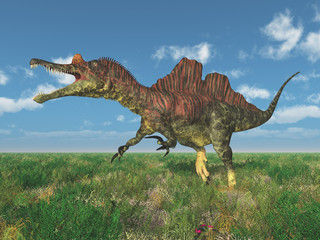 Dinosaurier Ichthyovenator
