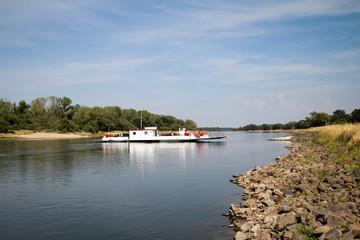 Elbe bei Aken