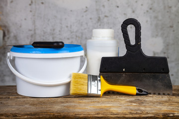 Items for home or office renovation