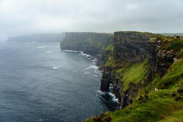 Irlands Steilküsten