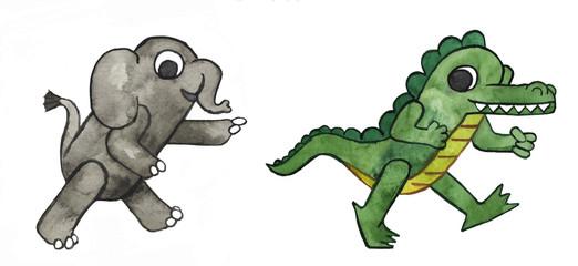 Phanti & Kroko