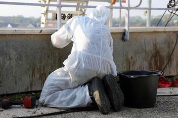 Professionelle Asbestsanierung