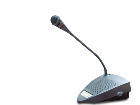 microphone for meeting room.