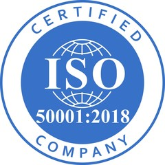ISO 51001-2018_Energy management systems blue