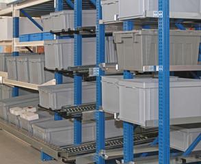 Storage Room Boxes