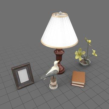 Decorative living room items 2