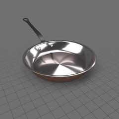 Copper skillet 1