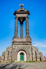 Monument Commémoratif à Vercingétorix à Gergovie