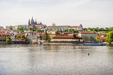 Prague Castle and Mala Strana