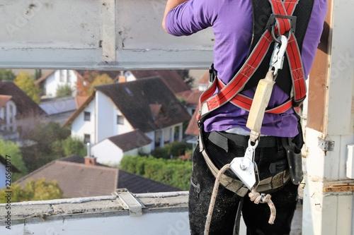 Klettergurt Dachdecker : Auffanggurt klettergurt ebay kleinanzeigen