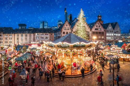 Weihnachtsmarkt Frankfurt Main.Weihnachtsmarkt Auf Dem Frankfurter Römer Frankfurt Am Main Hessen