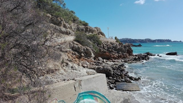Küste von Paguera, Mallorca