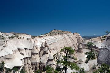 Kasha-Katuwe Tent Rocks National Monument, NM, USA.