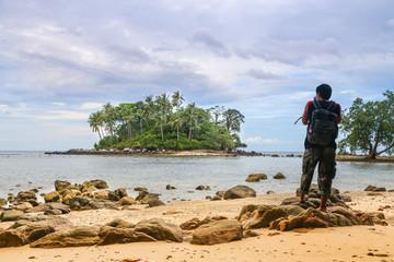 Adventure Travel Photography backpacking  Phuket Thailand