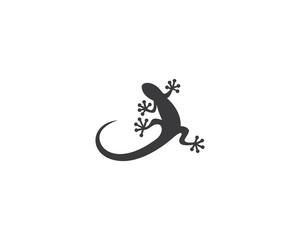 Lizard vector illustration