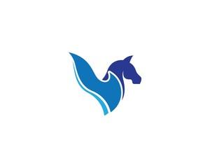 Pegasus logo illustration