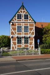 Jork ein Fachwerkhaus