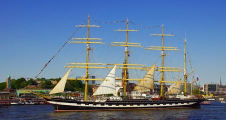 Segelschiff Krusenstern