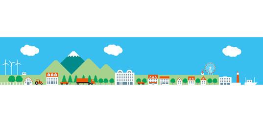都市と地方