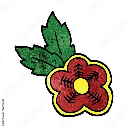 40ebc05e3 cartoon doodle rose tattoo symbol