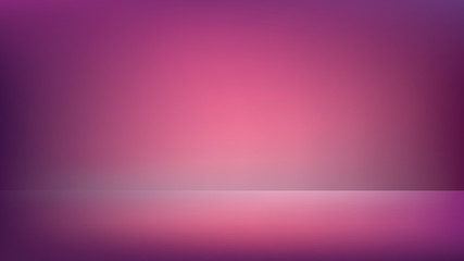 Abstract gradient pink display background