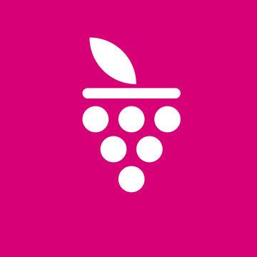 grappe de raisin- vecteur