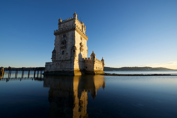 Belem Tower view